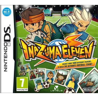 INAZUMA ELEVEN (Reacondicionado)