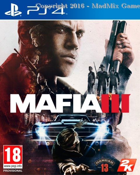 MAFIA III (Reacondicionado)