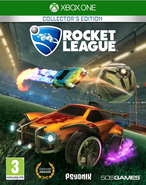 ROCKET LEAGUE COLLEC...
