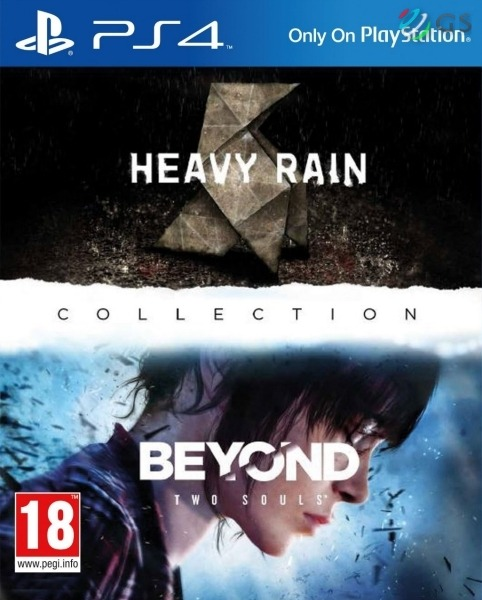 THE HEAVY RAIN & BEYOND:TWO SOULS COL.(Reacondicionado)