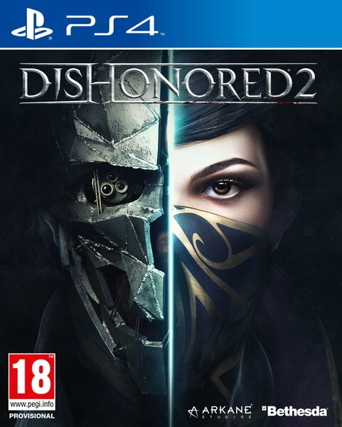 DISHONORED 2 (Reacondicionado)