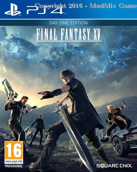 FINAL FANTASY XV ( DAY ONE EDITION )