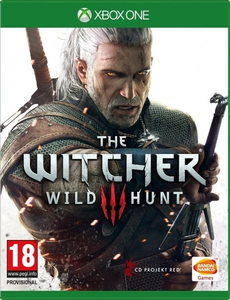 The Witcher Wild Hun...