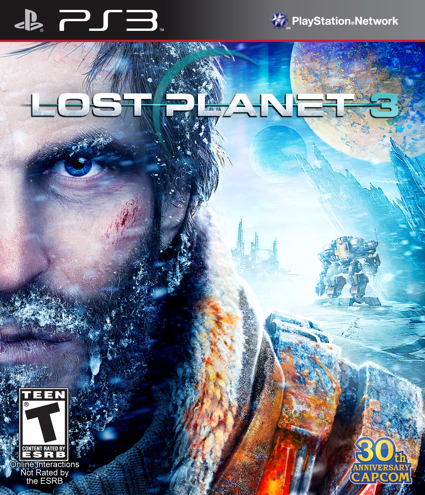 LOST PLANET 3 ...