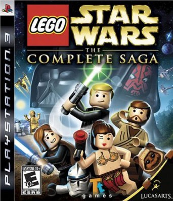 LEGO STAR WARS:THE COMPLETE SAGA (ESSENTIALS)