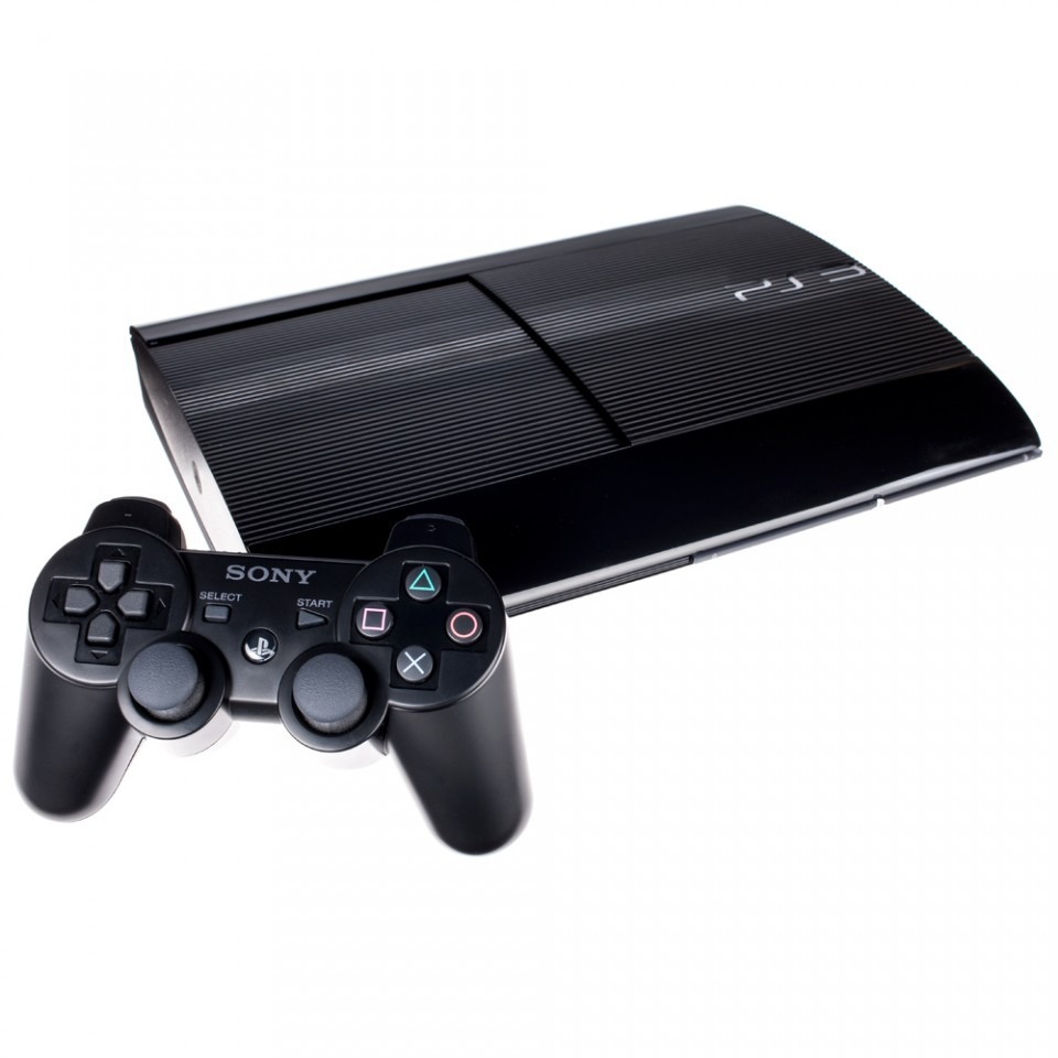 PS3 320GB SUPER SLIM ReacondICIONADA