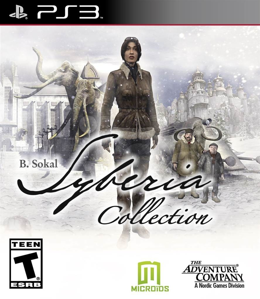 SYBERIA Collection  ...
