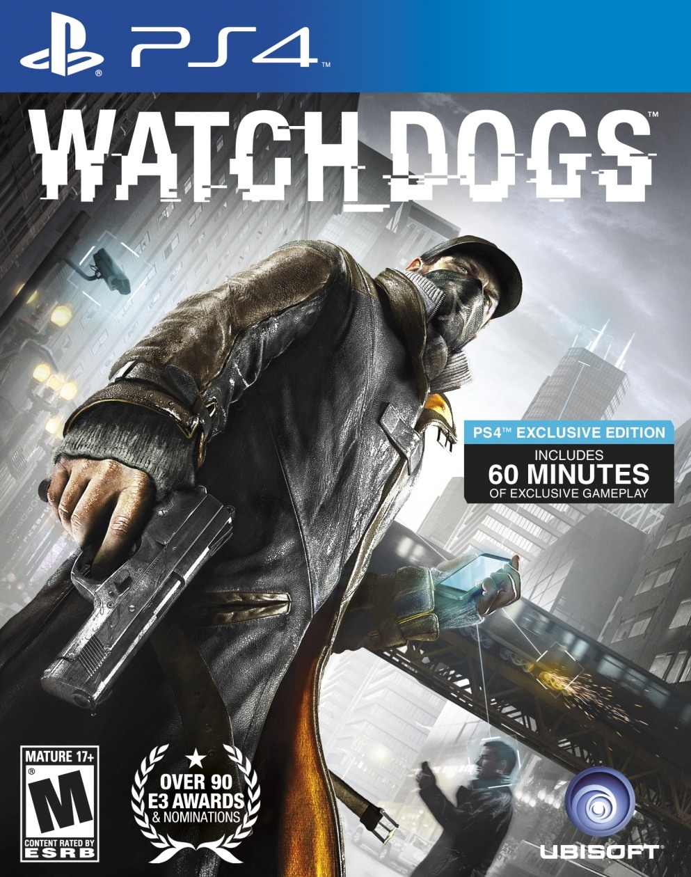 WATCHDOGS (Reacondicionado)