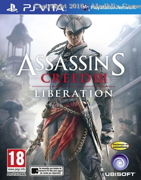 ASSASSIN'S CREED III LIBERATION (Reacondicionado)
