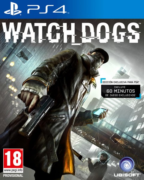 WATCH DOGS (Reacondi...