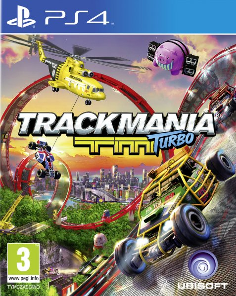 TRACKMANIA TM TURBO (VR)