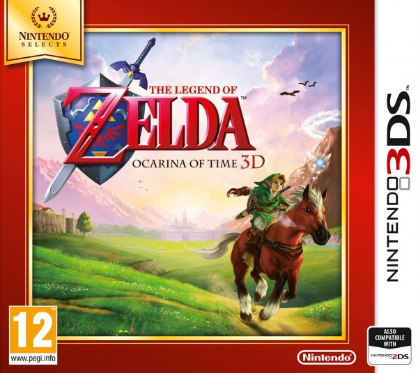 THE LEGEND OF ZELDA:OCARINA OF TIME 3D (Reacondicionado)