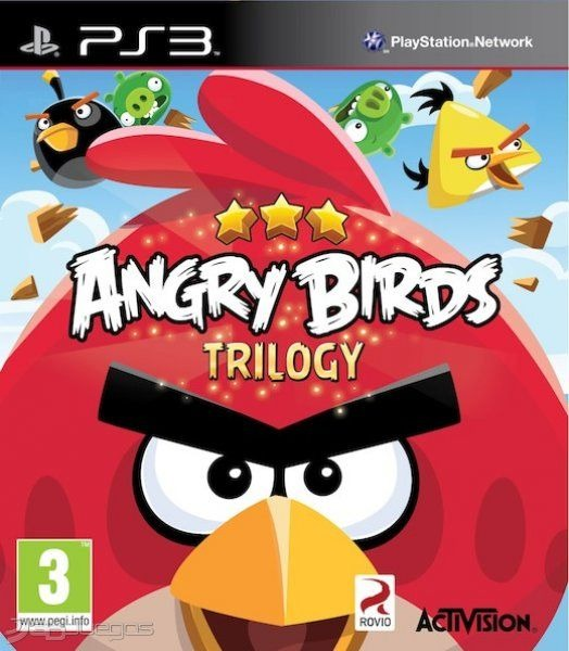 ANGRY BIRDS TR...