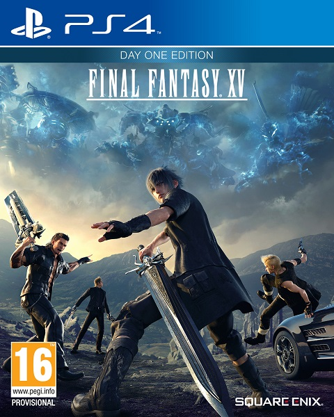 FINAL FANTASY XV ( Reacondicionado )