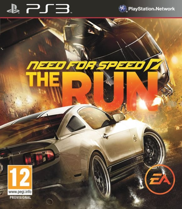 NEED FOR SPEED THE R...