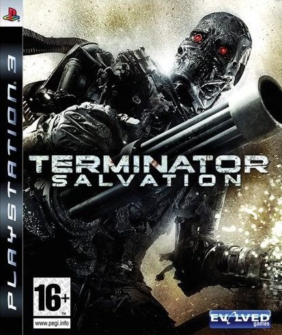 TERMINATOR SALVATION...