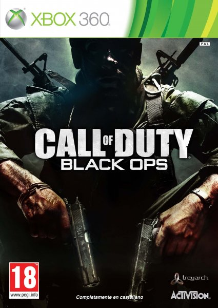 CALL OF DUTY BLACK O...