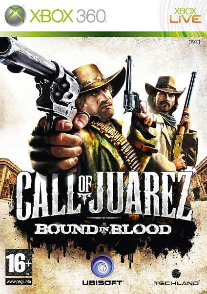 CALL OF JUAREZ:BOUND IN BLOOD