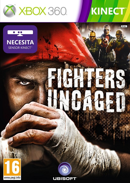 FIGHTERS UNCAGED  (KINNECT)