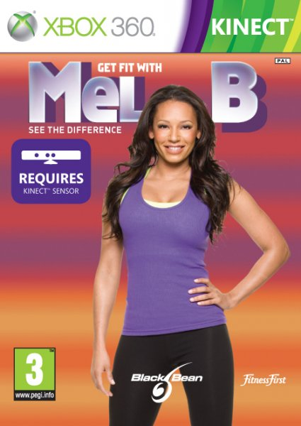 GET FIT WITH MEL B (KINECT)