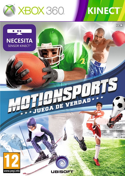 MOTIONSPORTS (KINNECT)