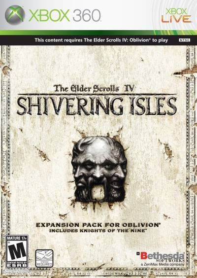 THE ELDERS SCROLLS IV SHIVERING ISLES (RETRO)