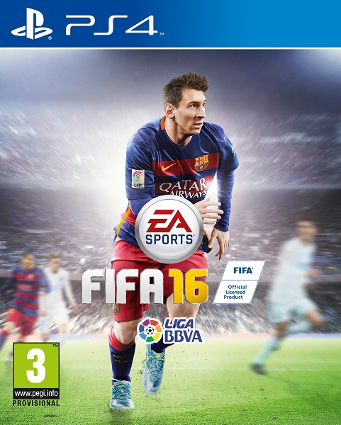 FIFA 16 (Reacondicionado)