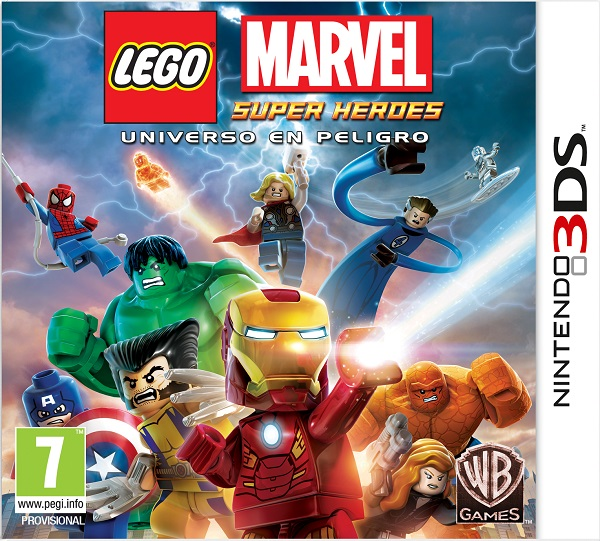 LEGO MARVEL SUPER HE...