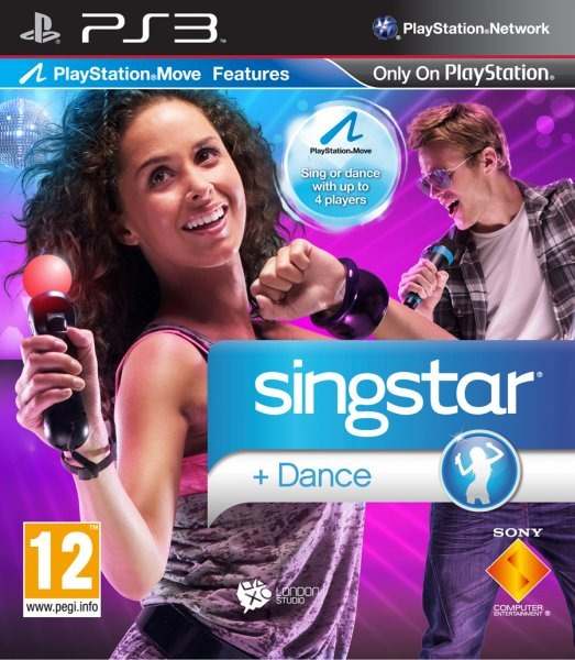 SINGSTAR:DANCE (Reac...