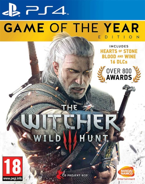 THE WITCHER 3: WILD ...