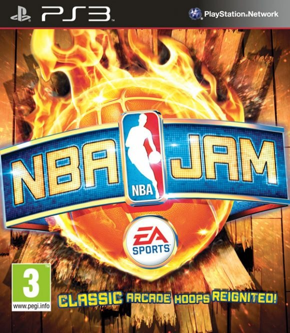 NBA JAM (Reacondicio...
