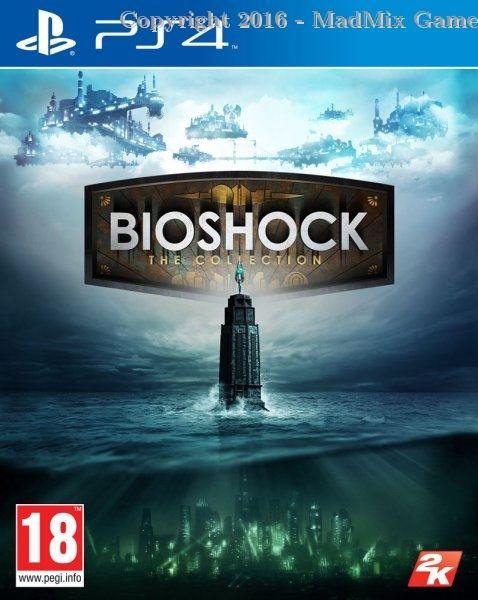 BIOSHOCK THE COLECTION (Reacondicionado)