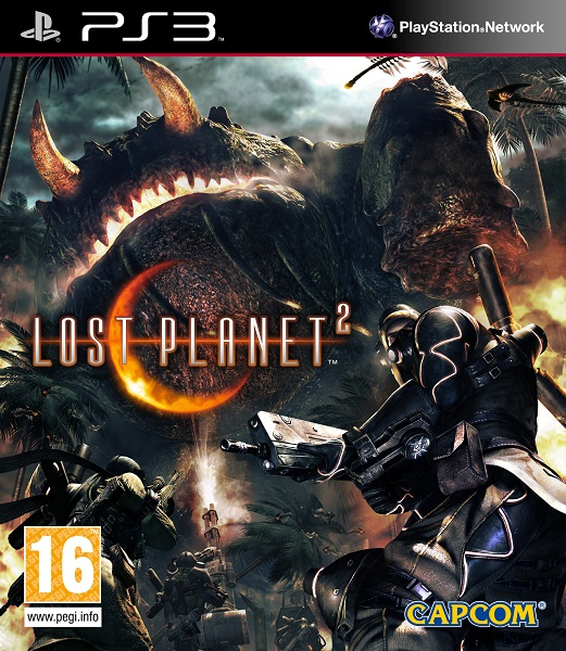 LOST PLANET 2 ...