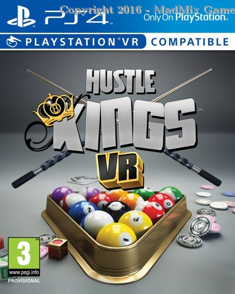 HUSTLE KINGS (...