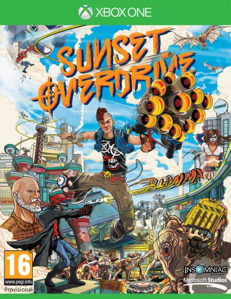 SUNSET OVERDRIVE (Re...