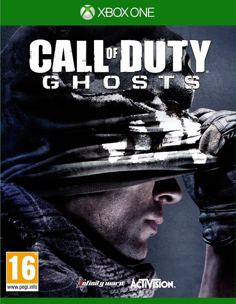 CALL OF DUTY GHOSTS (Reacondicionado)
