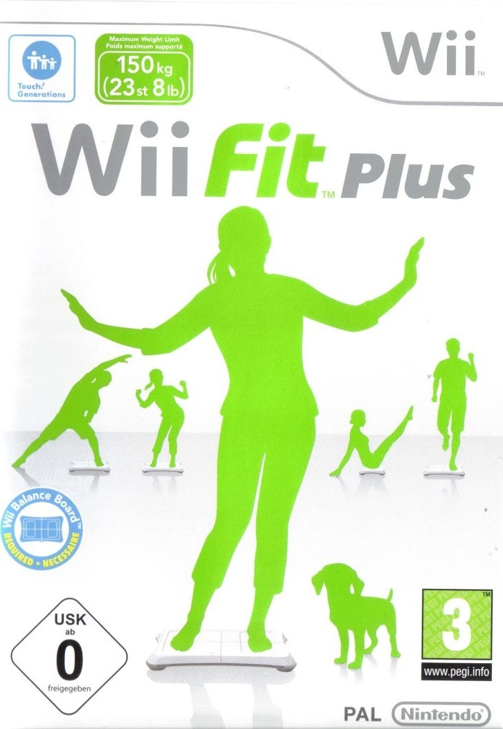 WII FIT PLUS (...