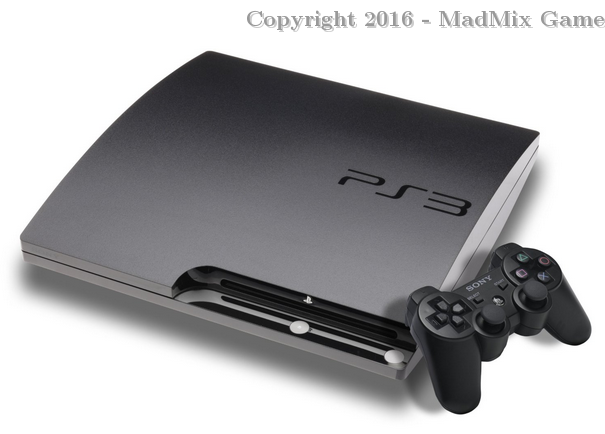 PS3 120GB SLIM (Reacondicionada)