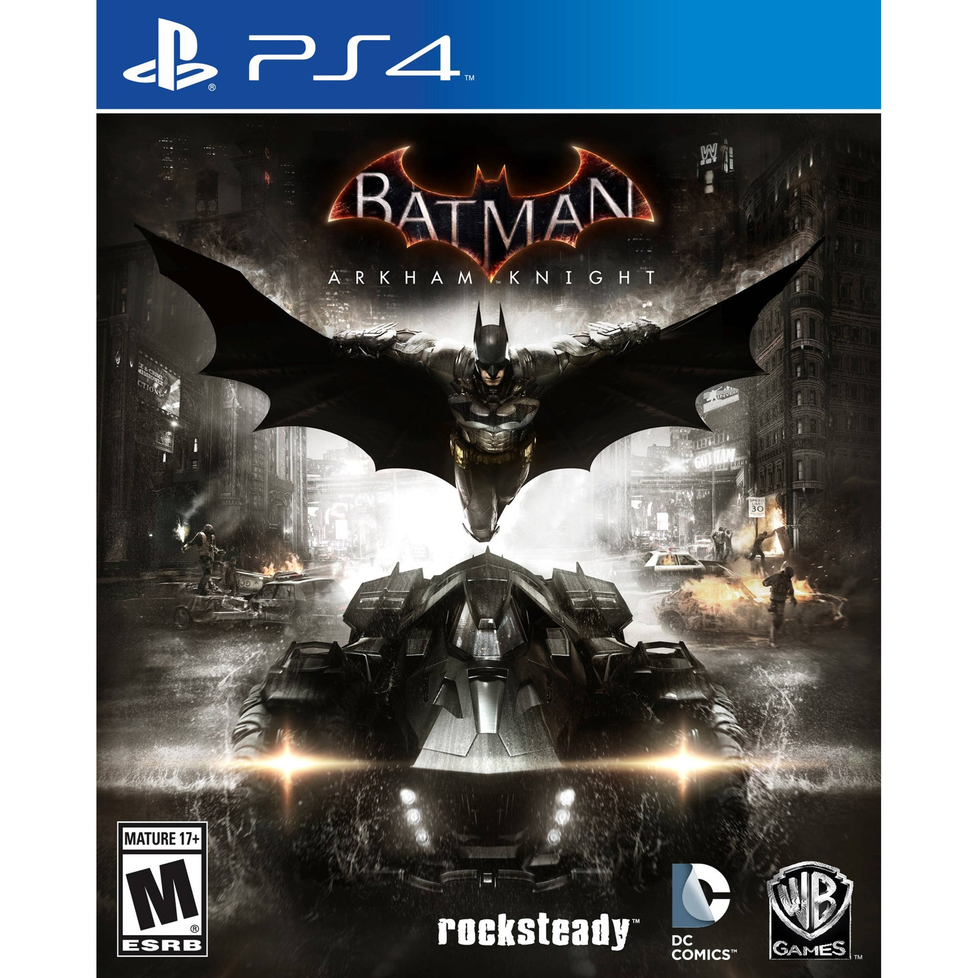 Batman Arkham Knight (Reacondicionado)