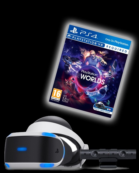 PLAYSTATION VR...