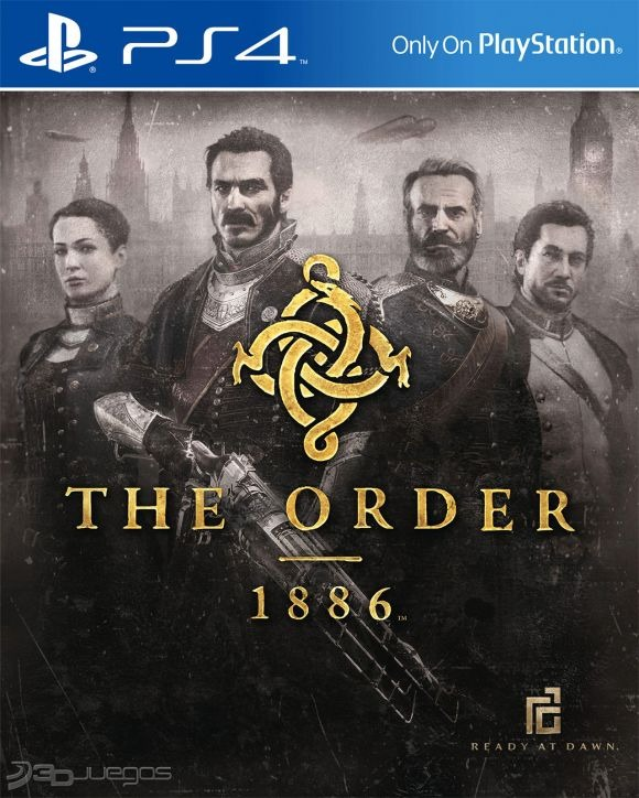 THE ORDER 1886...
