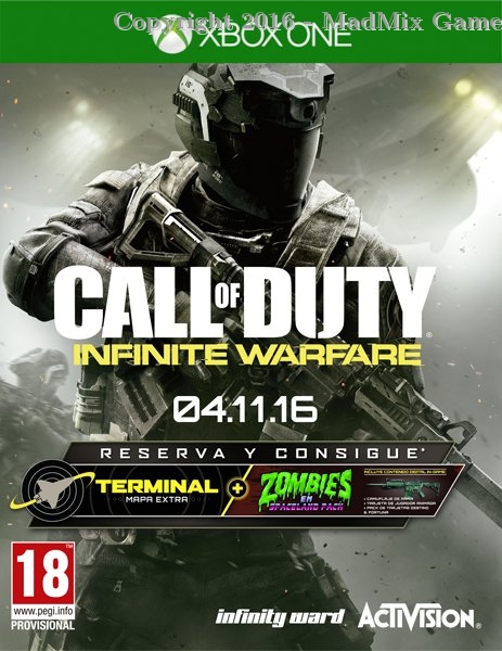 CALL OF DUTY: INFINI...