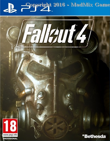 Fallout 4 (Reacondicionado)