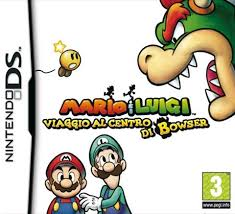 Mario and Luigi Viaje al centro de Browser