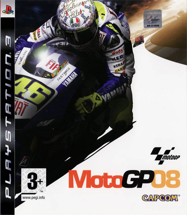 MotoGP 08 (Reacondic...