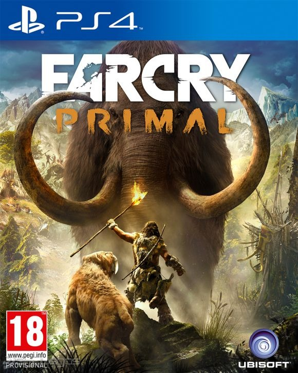 FAR CRY PRIMAL + CAJ...