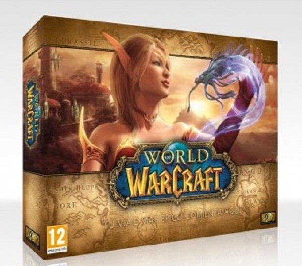WORLD OF WARCRAFT BA...