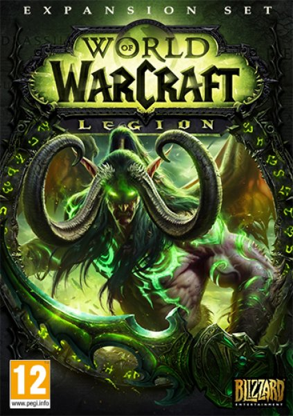 WORLD OF WARCRAFT LE...