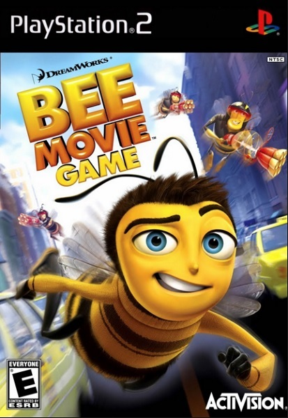 BEE MOVIE:GAME (PLAT...