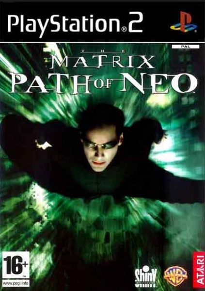 MATRIX:THE PATH OF N...